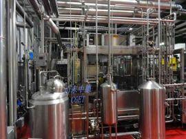 饮料生产设备「25年经验」品牌:山东中德