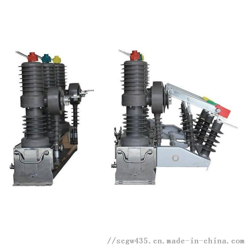 成都10KV柱上真空斷路器ZW32-12