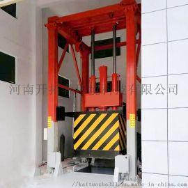 垃圾中转压缩设备 垂直式压缩垃圾站 环卫压缩设备