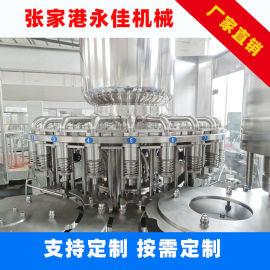 果汁饮料灌装生产线 碳酸饮料啤酒灌装机