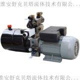 籃球架液压动力单元YBZ-E3.7B3G42/1