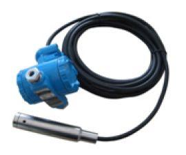 新敏电子投入式数显液位变送器