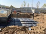 抗浮式BDF地埋消防箱泵一体化给水设备助力建筑供水
