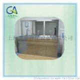 感应龙头304不锈钢洁净水槽洗手池