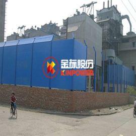 江苏常德冷却塔隔音声屏障报价 隔音墙方案设计