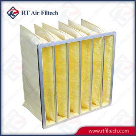 H13高效玻纤袋式空气过滤器