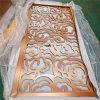 高等铝合金隔断屏风图案 香槟金铝屏风隔断厂家