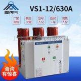户内高压真空断路器固定式VS1-12/630