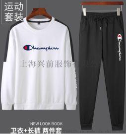 运动服T恤衫, 休闲运动服T恤衫运动套装【厂家直销】