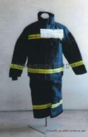 消防员灭火防护服(四层款)