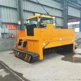 有機肥翻堆設備:FDJ-3000履帶翻堆機廠家在線直銷 型號可選擇