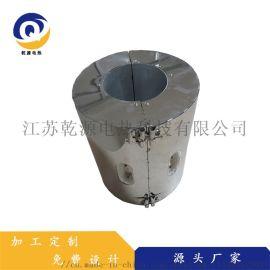 加工定制 耐腐蚀耐酸碱 非标定制铸铝电加热圈