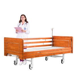 SK-C1 H2h5y 两功能实木护理床 手动病床