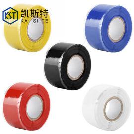 硅橡胶自粘带厂家直销阻燃硅胶防水胶带 抗紫外老化