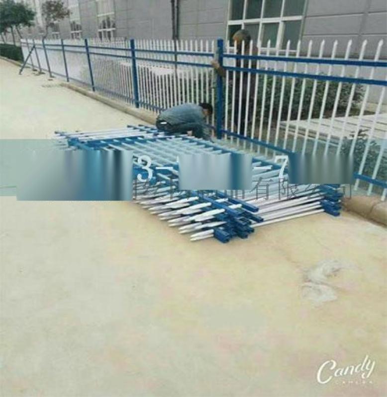 訂做護欄 變壓器隔離圍欄 預埋式塑鋼戶外絕緣變壓器圍欄