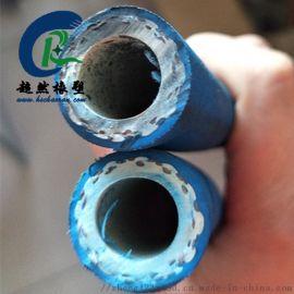耐温耐磨夹布胶管 输水白色低压胶管