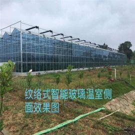 温室厂家建设智能温室玻璃智能温室造价