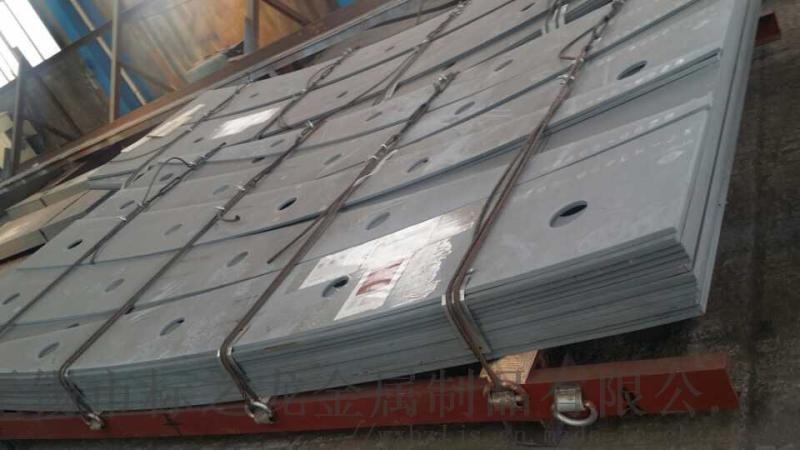 容器板16MnDR零割圆形异形件法兰钢板