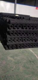 圆形塑料盲沟管 乱丝状盲沟管 渗排水管厂家