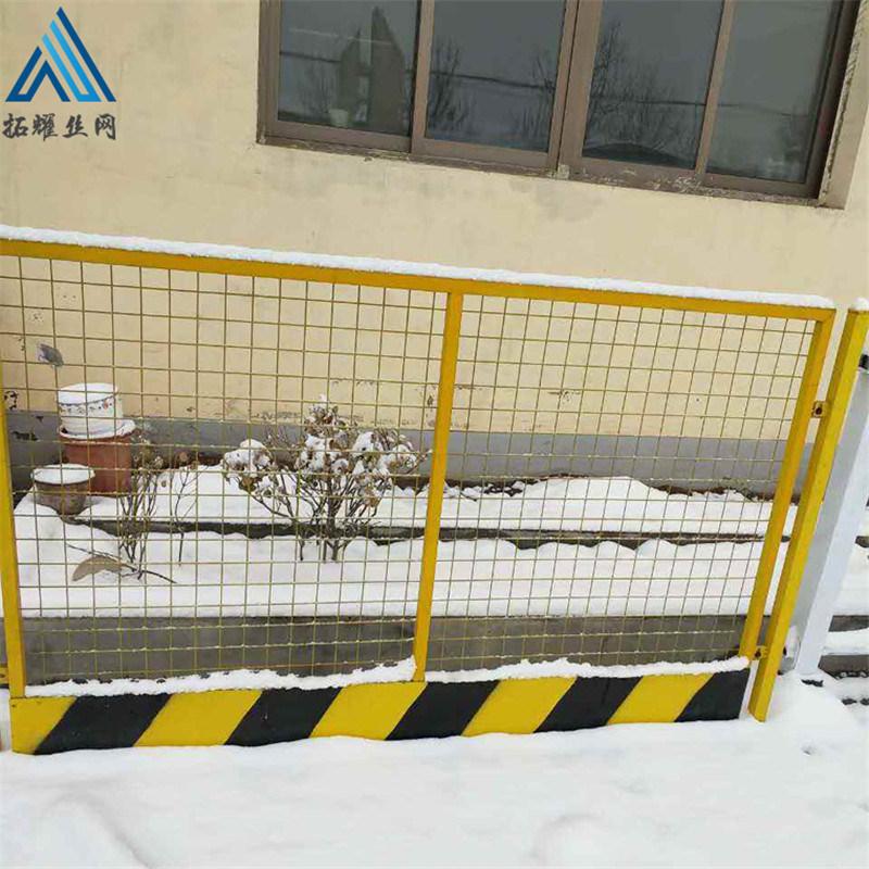 基坑防護柵欄/地鐵施工隔離網
