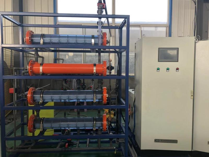 新疆农村饮水消毒设备/次氯酸钠发生器案例