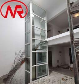 建筑升降机  液压载人升降机  二三层楼电梯