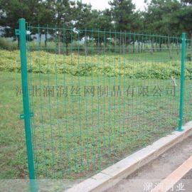 杭州果园双边丝护栏 双边丝隔离护栏 双边丝型护栏网