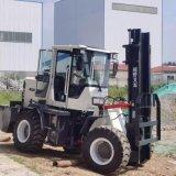 四驱多功能叉车 1.5吨-6吨液压越野叉车 石材叉车