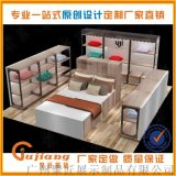家纺展柜订做专注高端展柜定制免费上门量尺设计