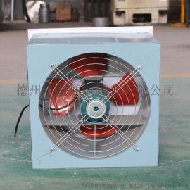 方形壁式轴流风机,DFBZ低噪声百叶窗轴流风机