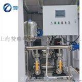 4kw一拖二ABB变频控制柜恒压供水柜
