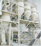 全自动化猫砂机器2吨电脑配料颗粒生产线猫砂设备机组