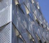 幕牆裝飾鋁板衝孔網詮釋藝術的美感