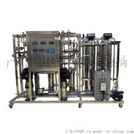 源头厂家蒸馏水超纯水EDI 二级反渗透