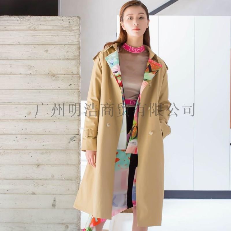 香港品牌折扣女裝FROM LI連帽衛衣進貨渠道