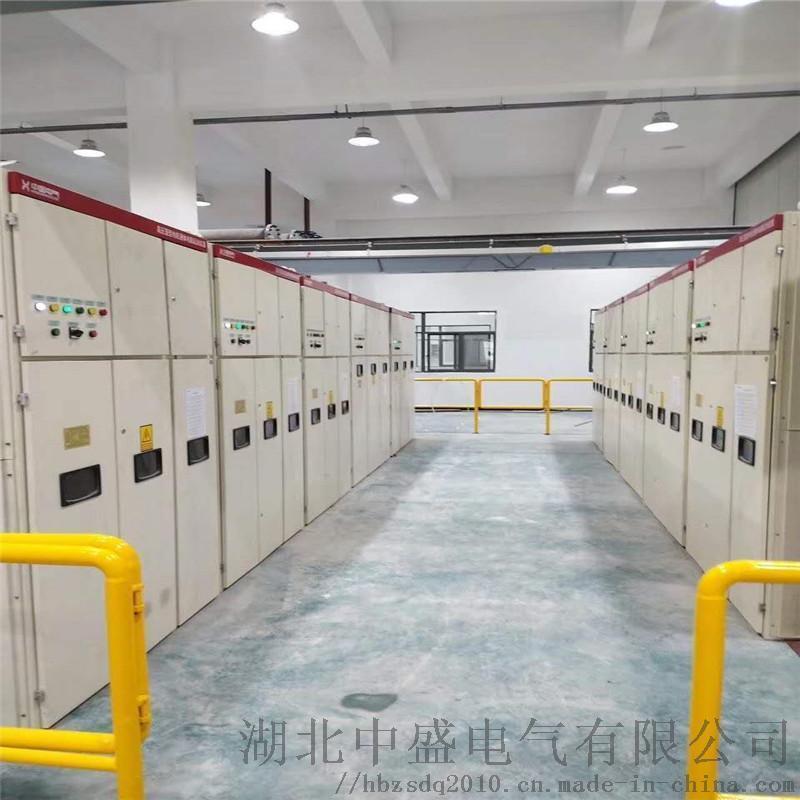 10KV高压破碎机软起动  PLC控制水阻柜原理