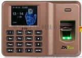 白雲區智慧密碼考勤機 指紋打卡機X10  廣州中控