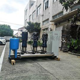 生活变频恒压供水泵组两用一备