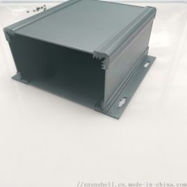 电源机箱盒铝合金外壳定制铝型材设备机柜加工控制器DIY铝壳8030