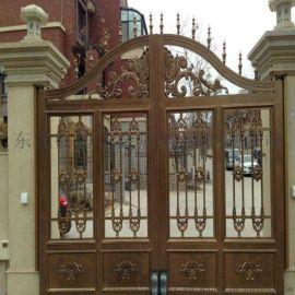 廊坊香河县铝艺围墙大门铝合金楼梯出厂价较低