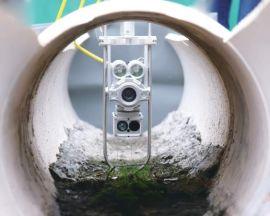 管道清淤修复可视化验收检测工具-高清无线管道检测仪 QV潜望镜