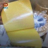 網格玻璃纖維雙面膠 超強力透明條紋不斷高粘雙面膠