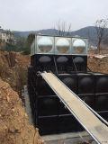 頂部過車方案地埋式抗浮箱泵一體化消防水箱