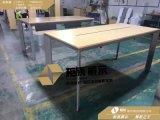 新款华为4.0原版木纹体验桌制作厂家