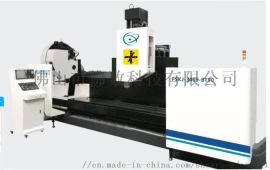 高精密立式加工中心机床 二轴线轨皮带主轴加工中心