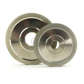 厂价直销电镀结合剂平行金刚石砂轮  电镀合金砂轮
