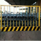 高楼层电梯井防护门_塔吊安全围栏_基坑安全围栏