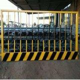 高樓層電梯井防護門_塔吊安全圍欄_基坑安全圍欄