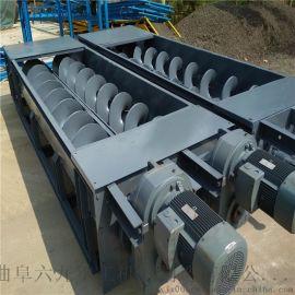 管状带式输送机标准 螺杆上料机厂家 六九重工 水泥