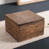 桐木复古扣盖式手镯盒木质